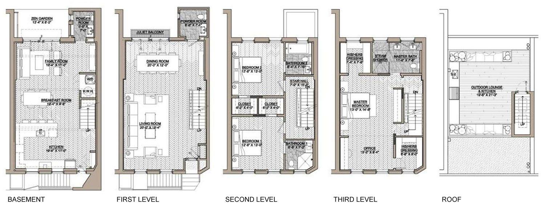 New York Modern Luxury Commerce House-11
