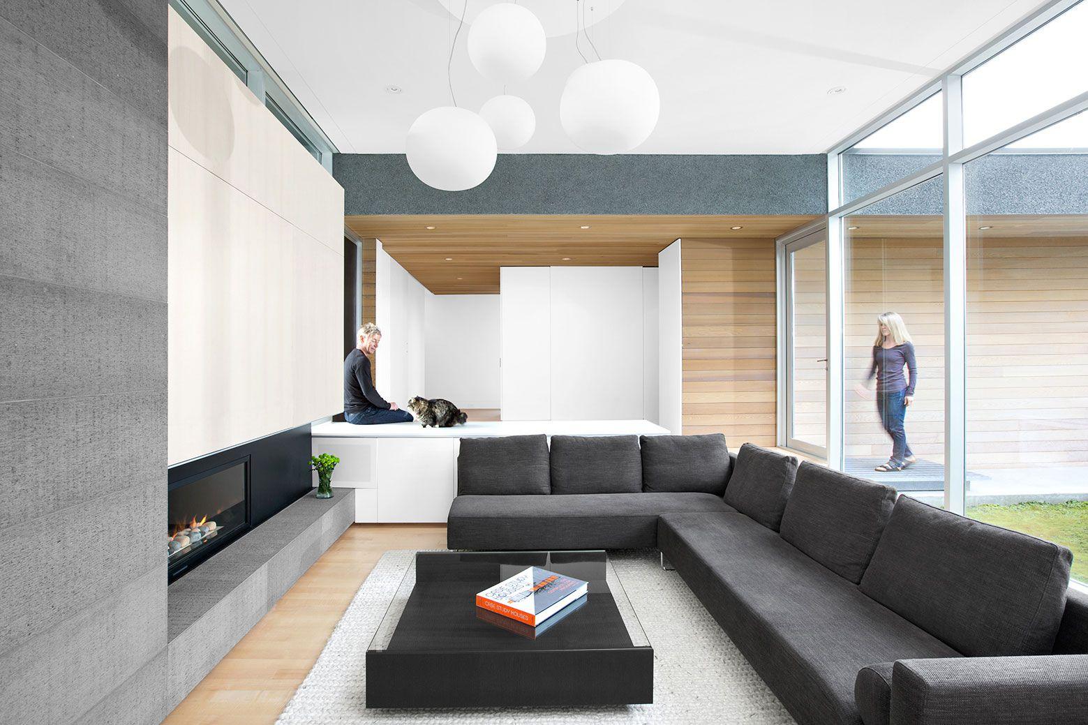 Ocean Park House By Campos Leckie Studio CAANdesign