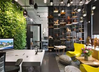 Sergey Makhno Office and Showroom by Sergey Makhno