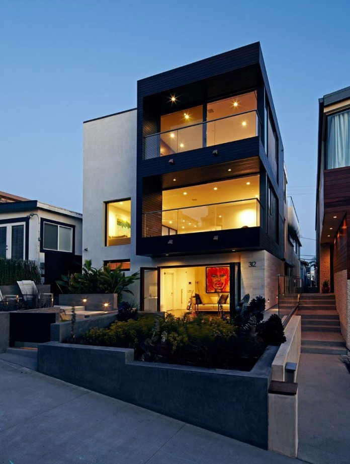 Perrin Fulmer Residence by Abramson Teiger Architects
