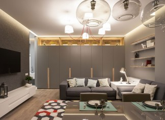 Plus 1 Apartment by SVOYA Studio