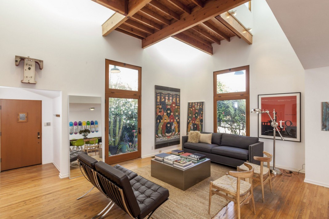 Princeton St. Bungalow by Ruben S. Ojeda Architects & Koning Eizenberg Architecture
