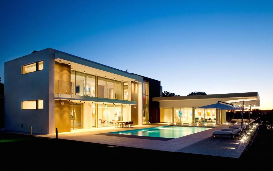 Quinta Villa By Staffan Tollgard Design Group Caandesign