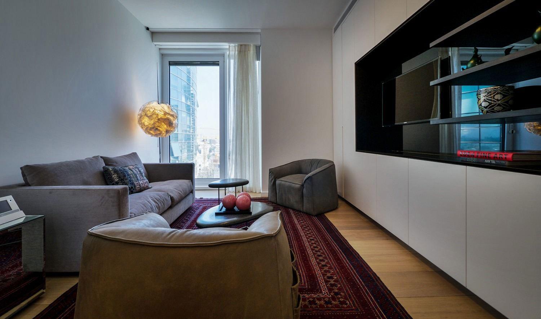Rothschild 1 Tower Condominium Lev Gargir Architects-03