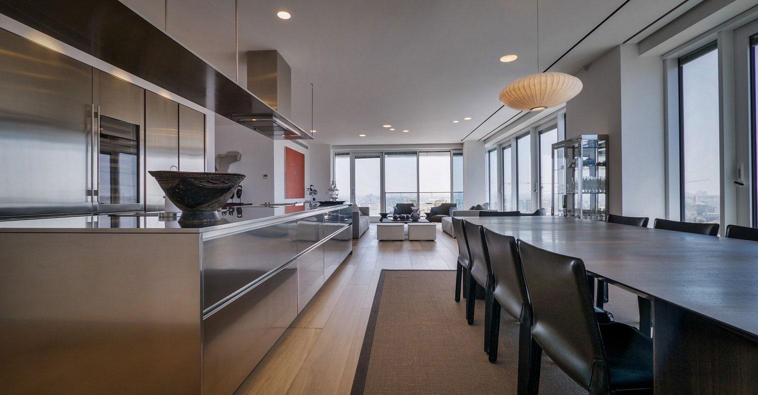 Rothschild 1 Tower Condominium Lev Gargir Architects-04