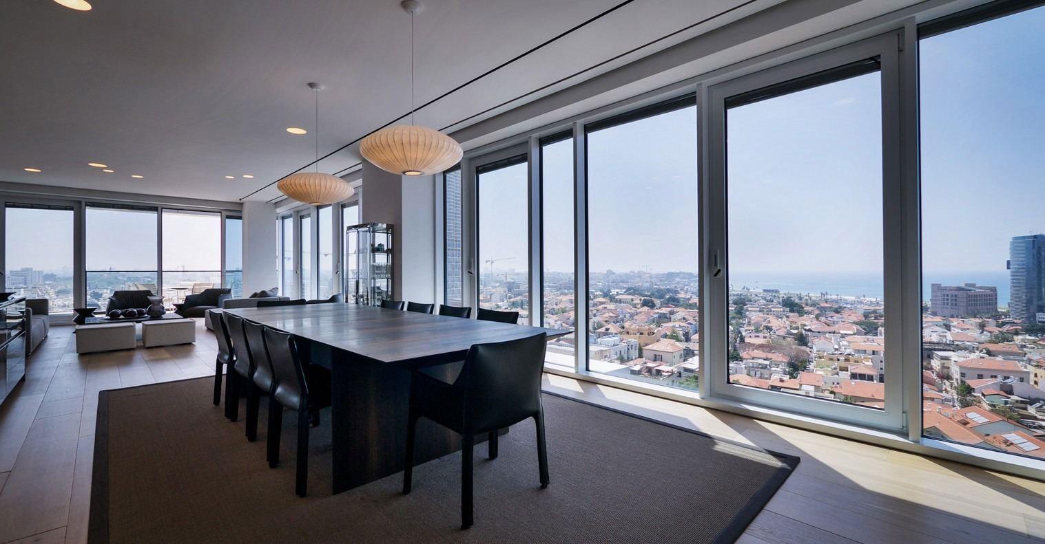 Rothschild 1 Tower Condominium Lev Gargir Architects-07