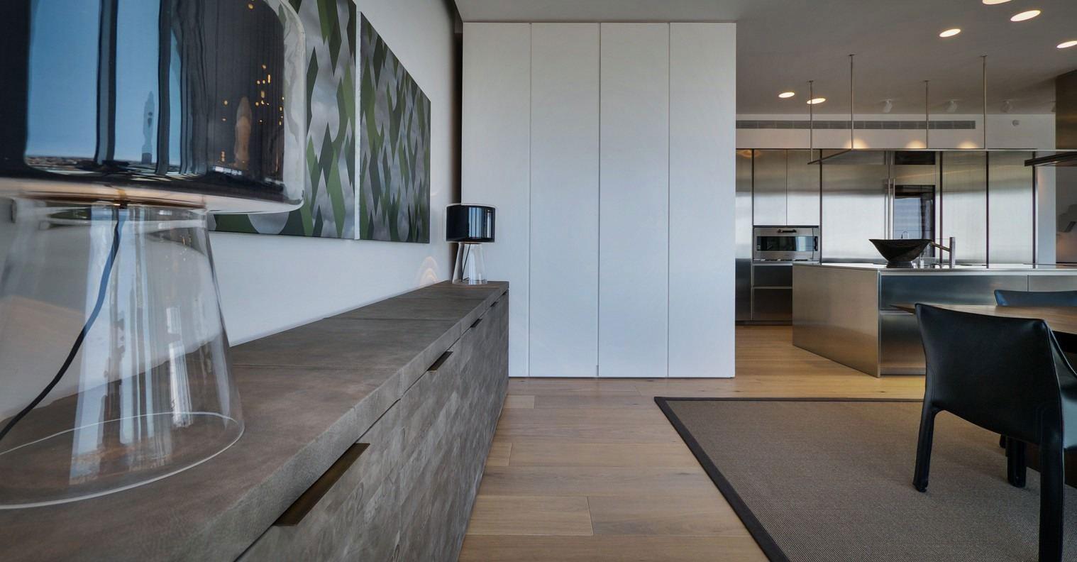 Rothschild 1 Tower Condominium Lev Gargir Architects-08