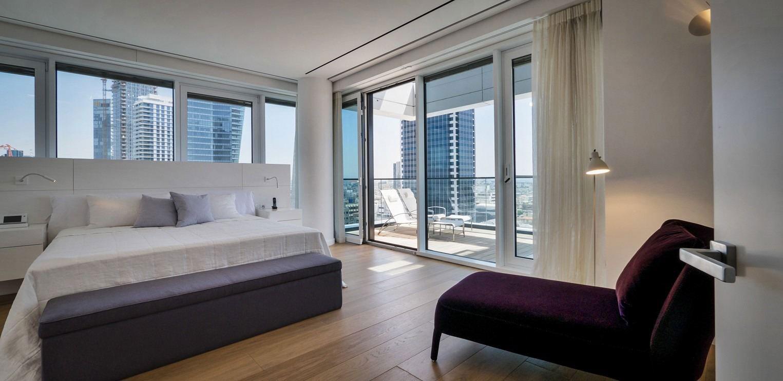 Rothschild 1 Tower Condominium Lev Gargir Architects-09