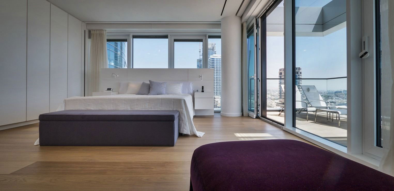 Rothschild 1 Tower Condominium Lev Gargir Architects-10