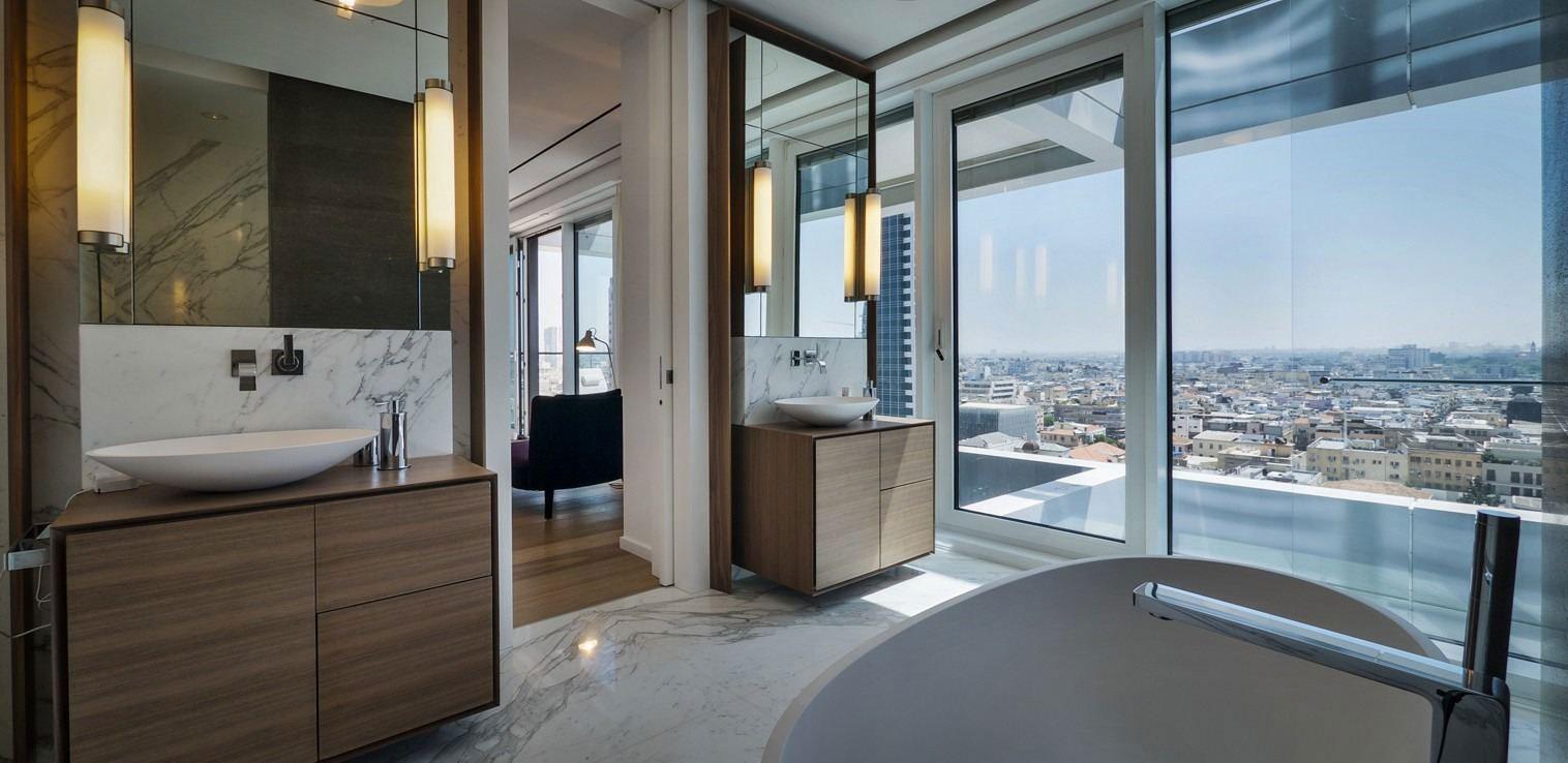Rothschild 1 Tower Condominium Lev Gargir Architects-11