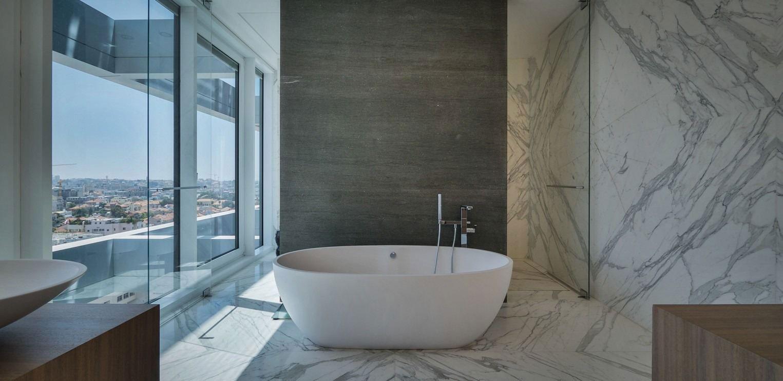 Rothschild 1 Tower Condominium Lev Gargir Architects-13