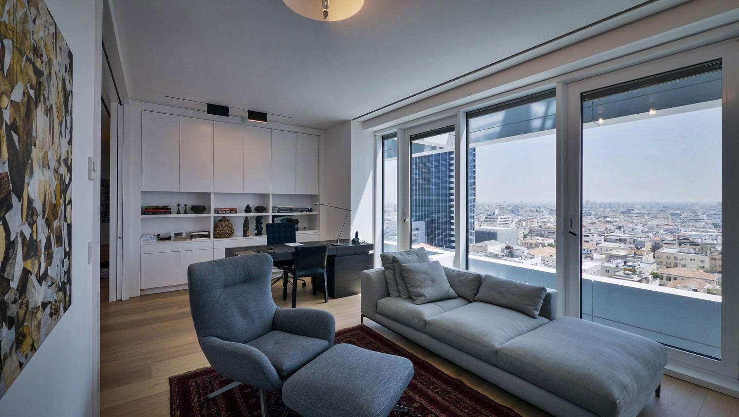 Rothschild 1 Tower Condominium Lev Gargir Architects-14