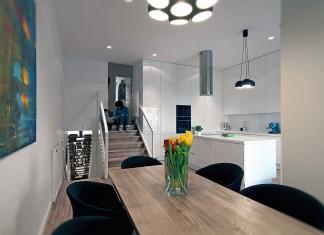 Rozany Potok House Interiors by neostudio architekci