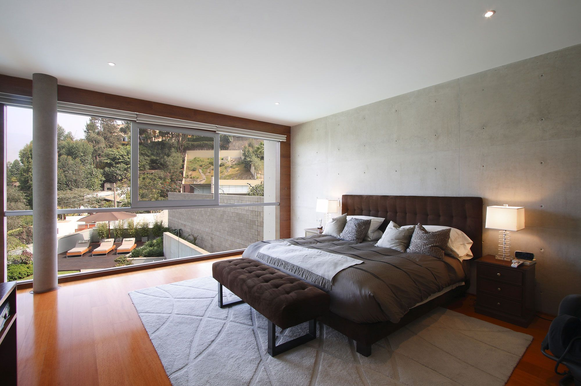 Pearl bay residence living room seating
