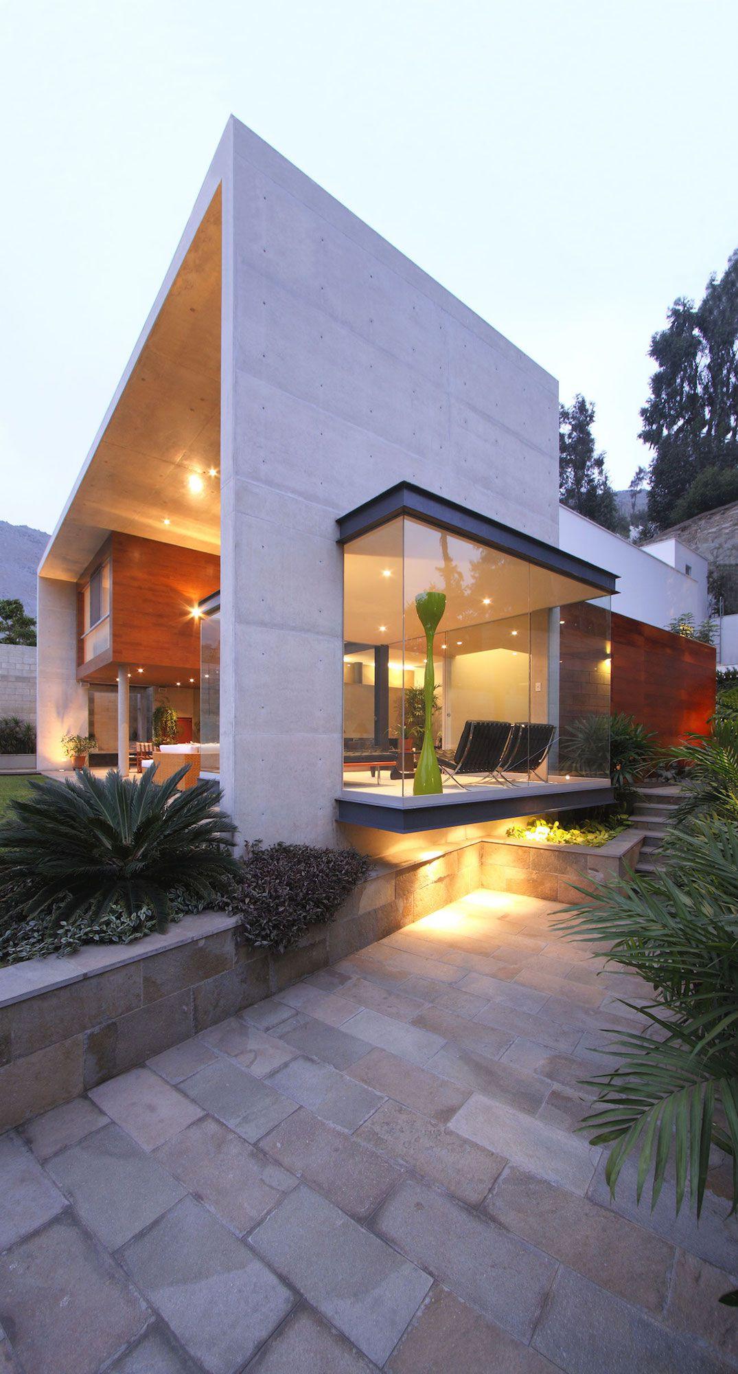 S House by Domenack Arquitectos-18