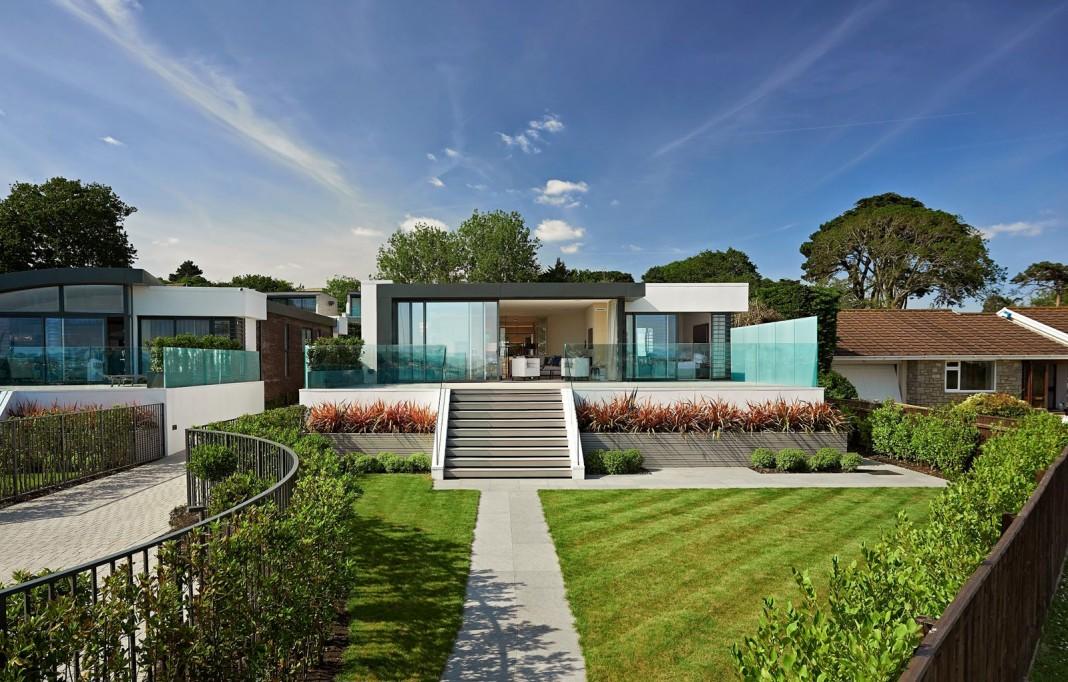 Sandbanks Residence by David James Architects
