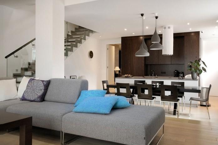 Saska Apartment by Soma Architekci
