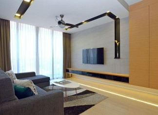Simei Street 3 Apartment by KNQ Associates