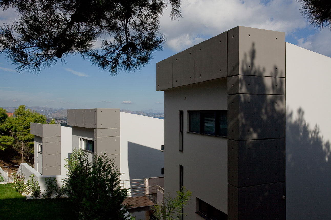 Six Contemporary Houses Cluster Creative Architecture Studio-03