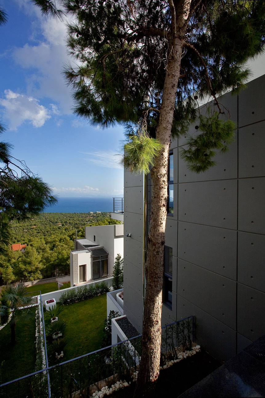 Six Contemporary Houses Cluster Creative Architecture Studio-04