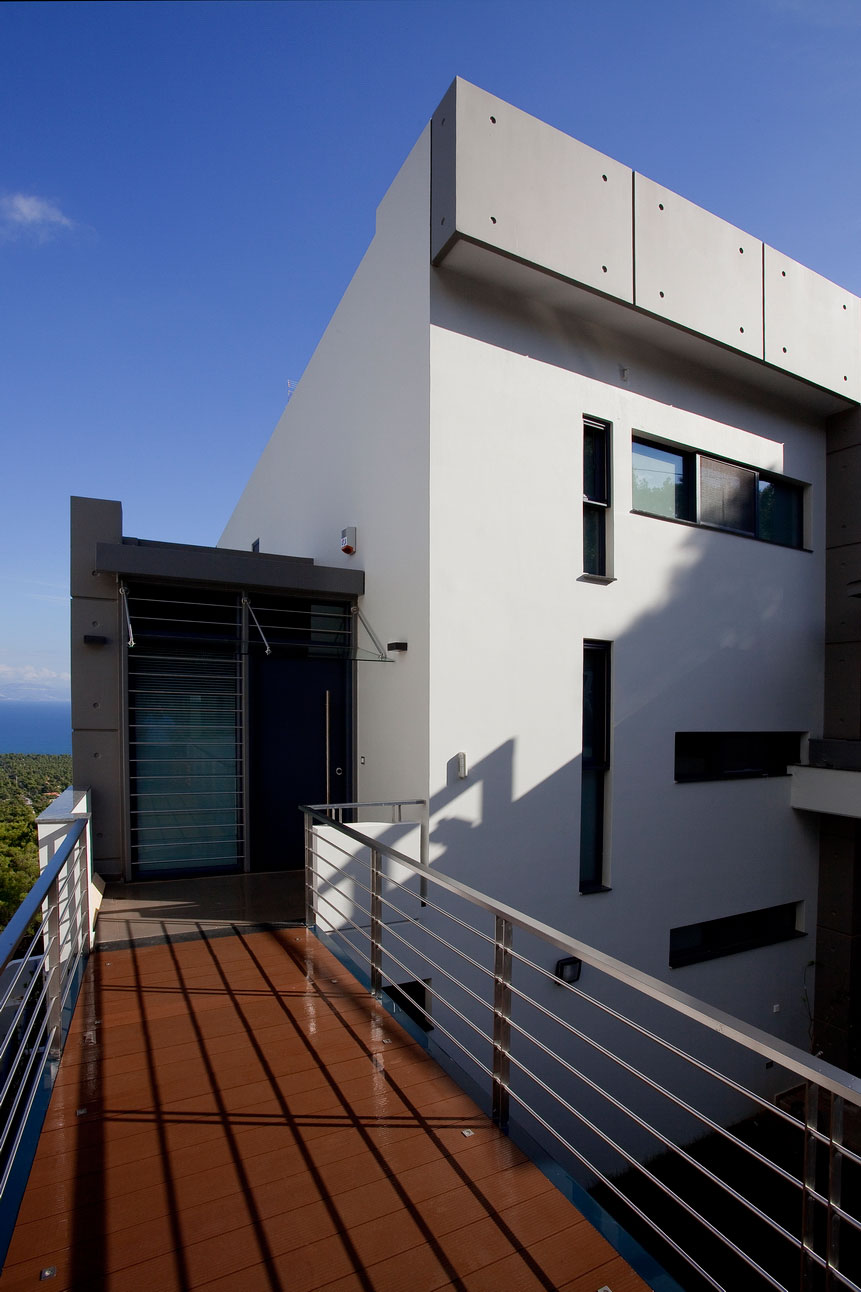 Six Contemporary Houses Cluster Creative Architecture Studio-05