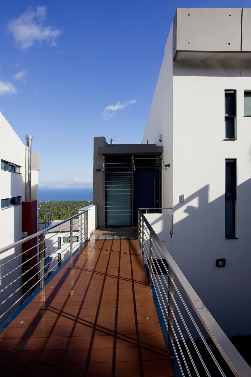 Six Contemporary Houses Cluster Creative Architecture Studio-06