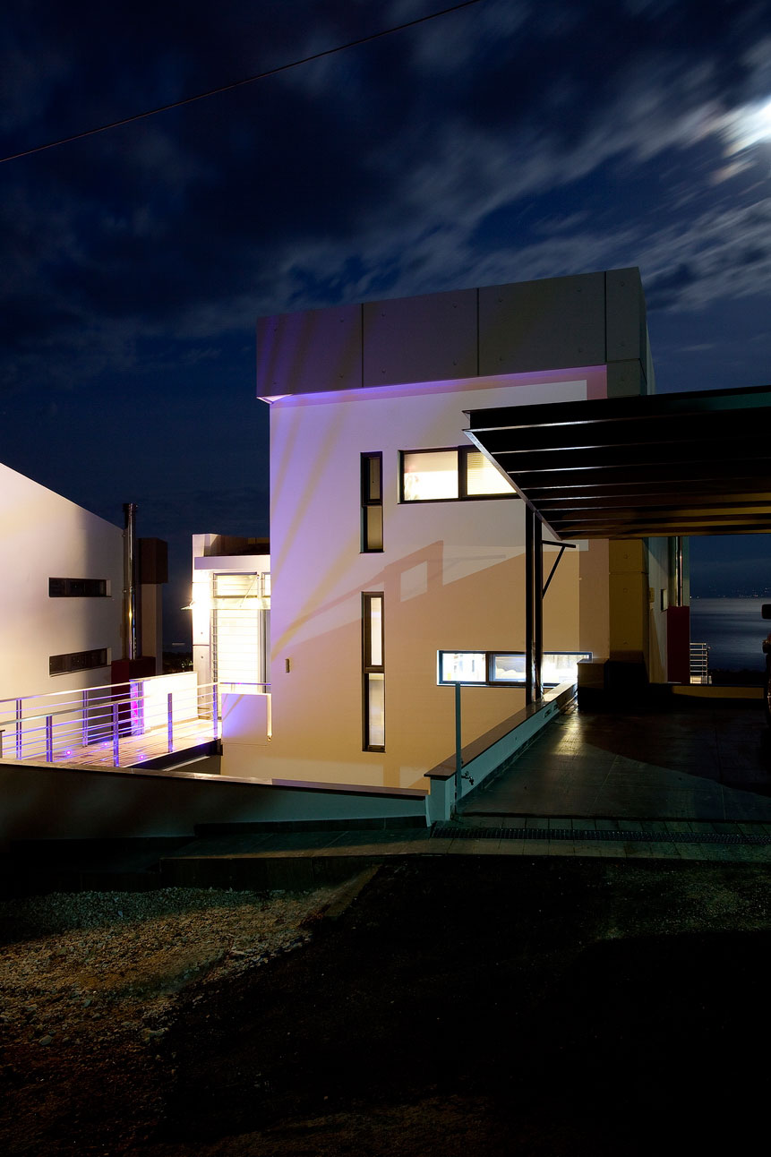 Six Contemporary Houses Cluster Creative Architecture Studio-21