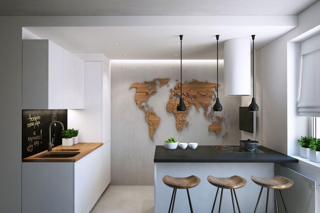 Snigeri Apartment by Geometrium