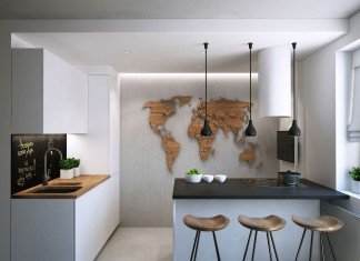 Snigeri Apartment by Geometrium