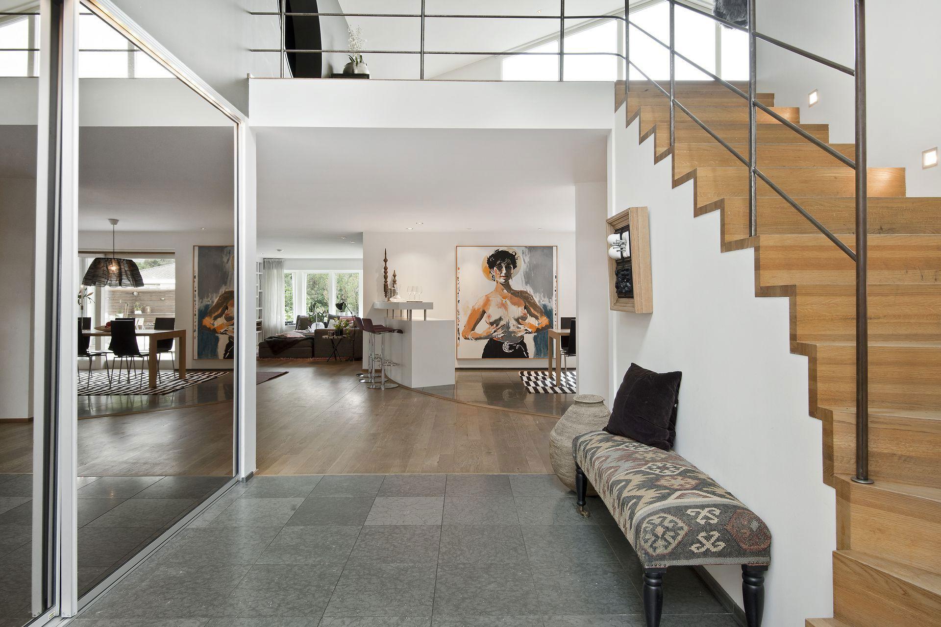 Stylish Home in Särö Sweden-13