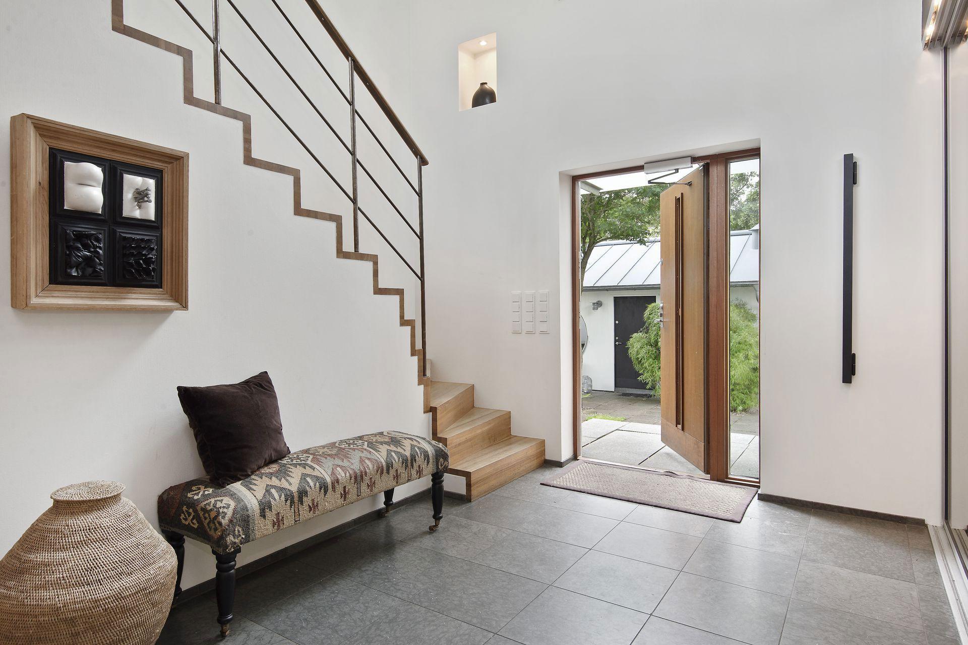Stylish Home in Särö Sweden-14