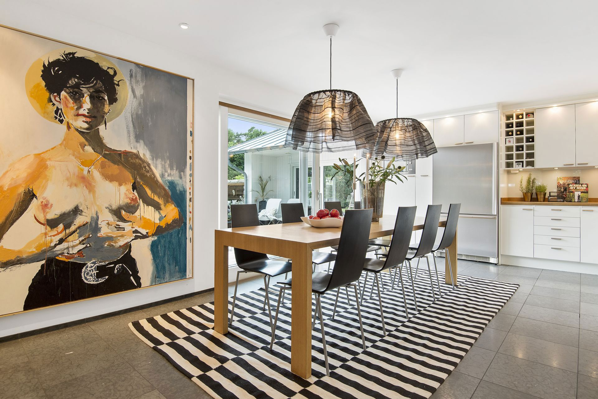 Stylish Home in Särö Sweden-26