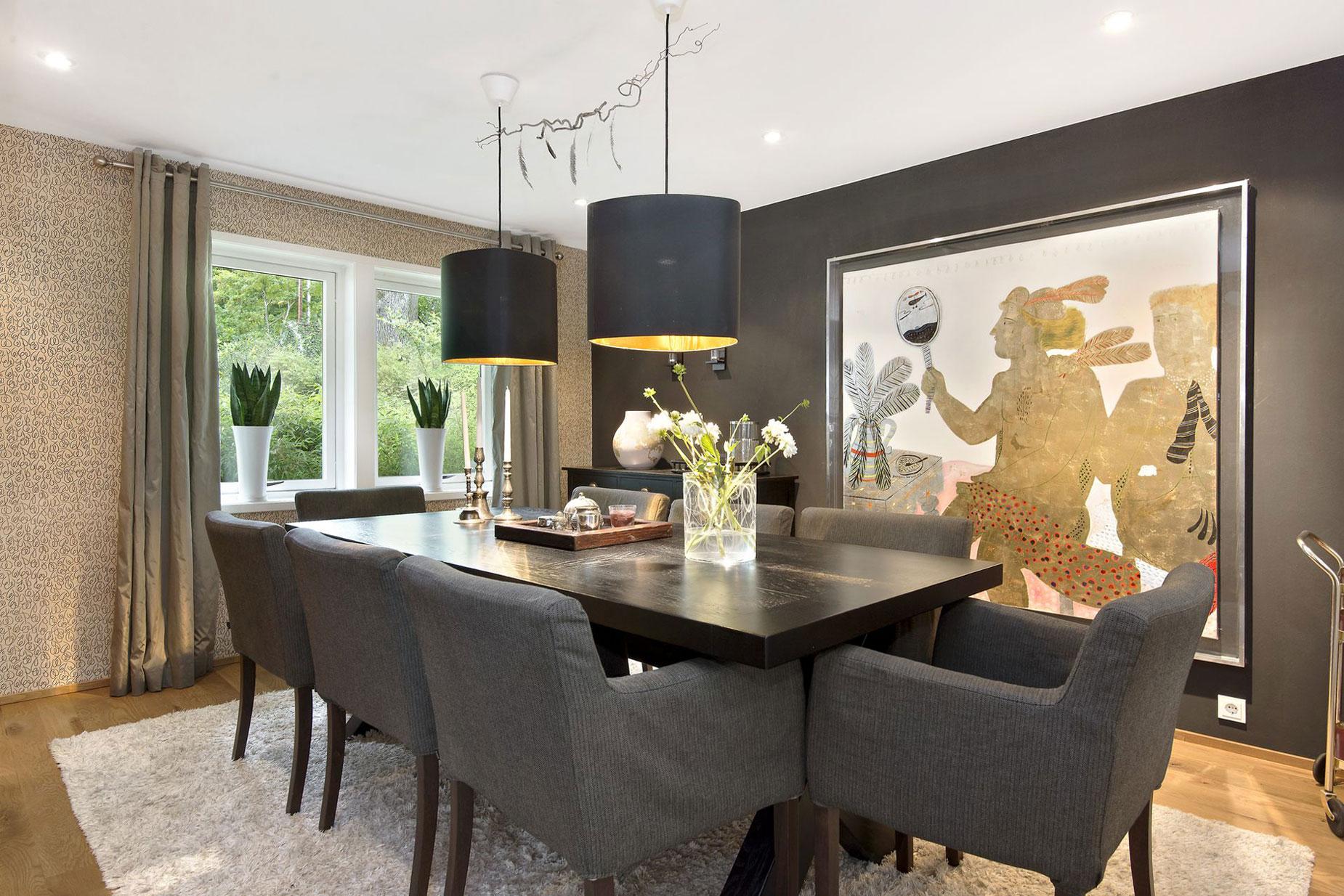Stylish Home in Särö Sweden-30