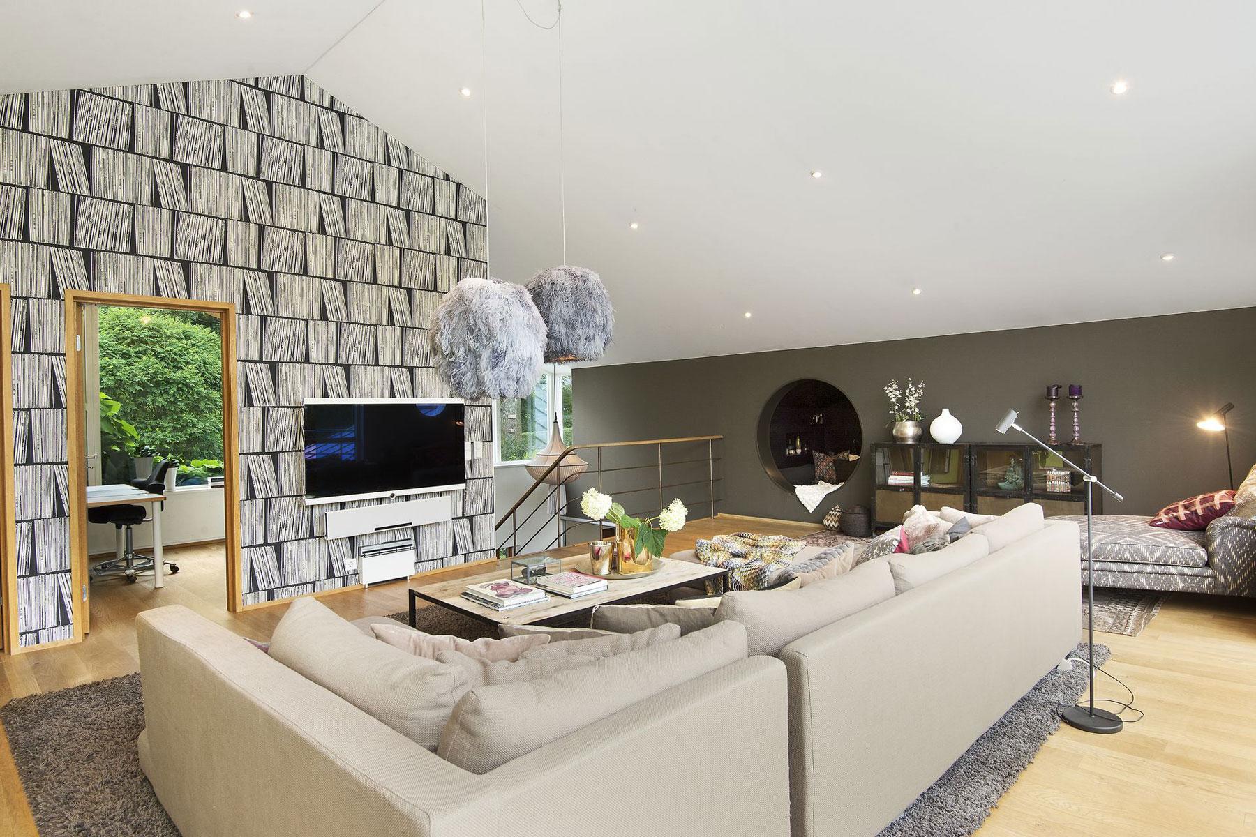 Stylish Home in Särö Sweden-35