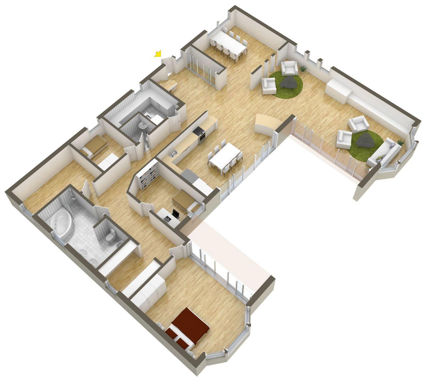 Stylish Home in Särö Sweden-57