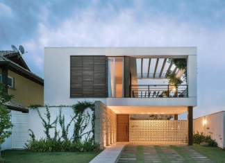 Terraville House by AT Arquitetura