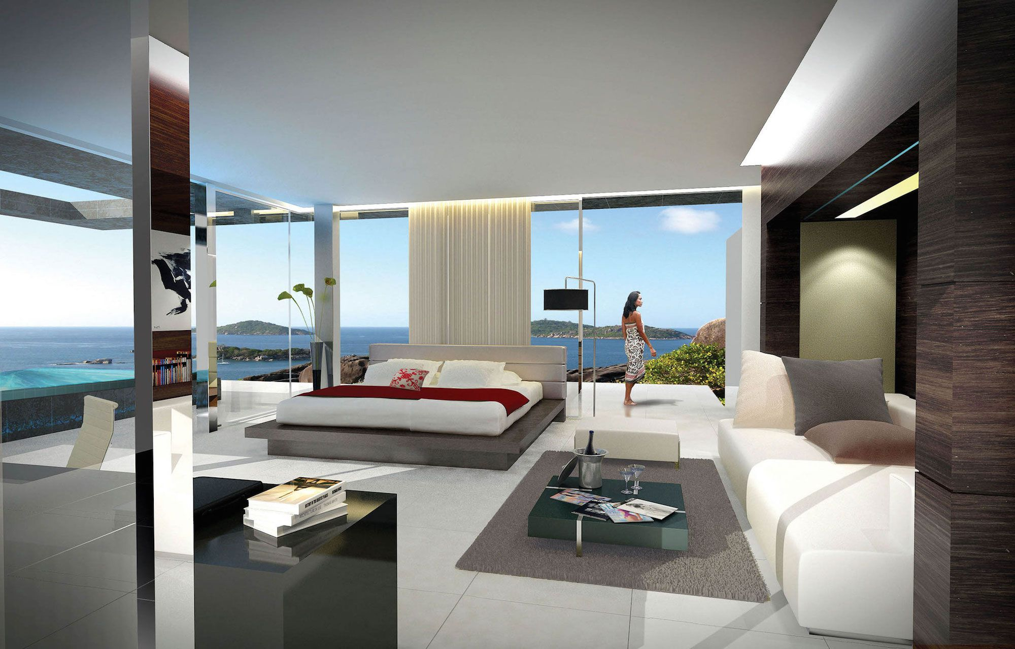 ... The Seychelles Zil Pasyon Residence One 08 ...