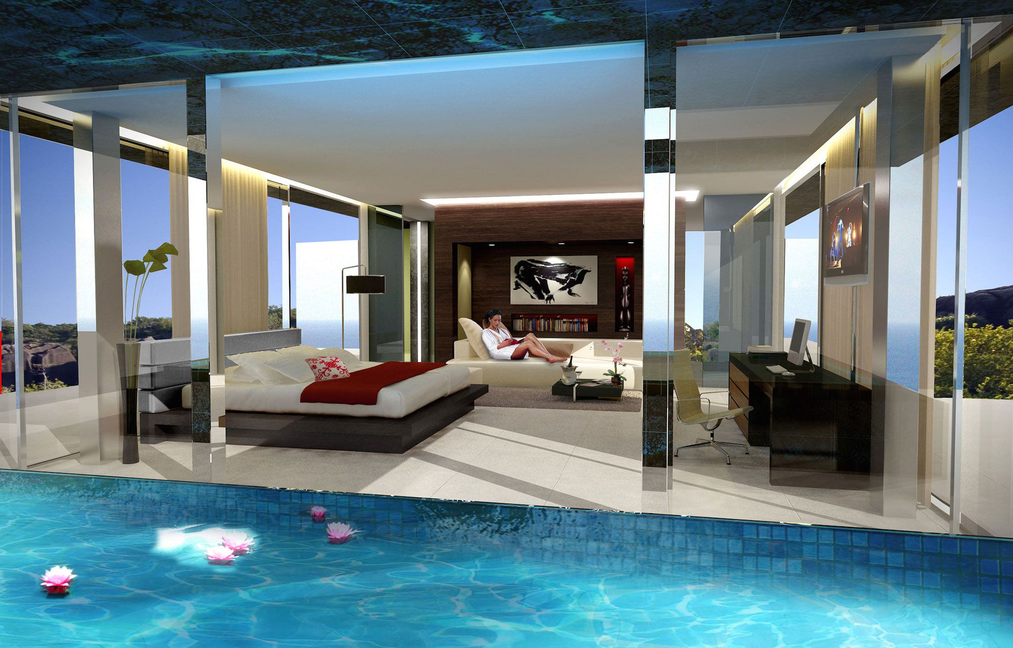 The Seychelles Zil Pasyon Residence One-09