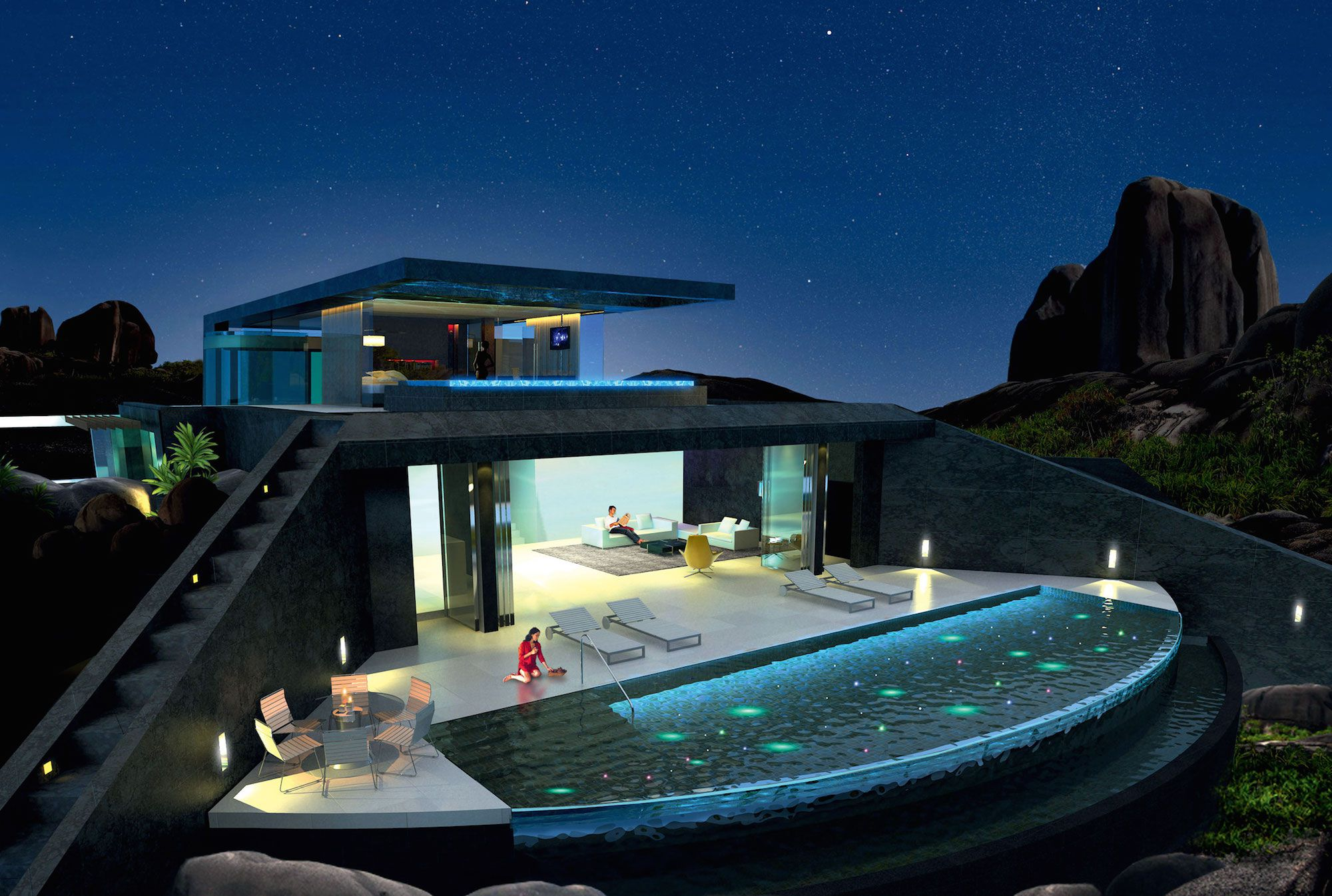 The Seychelles Zil Pasyon Residence One-10