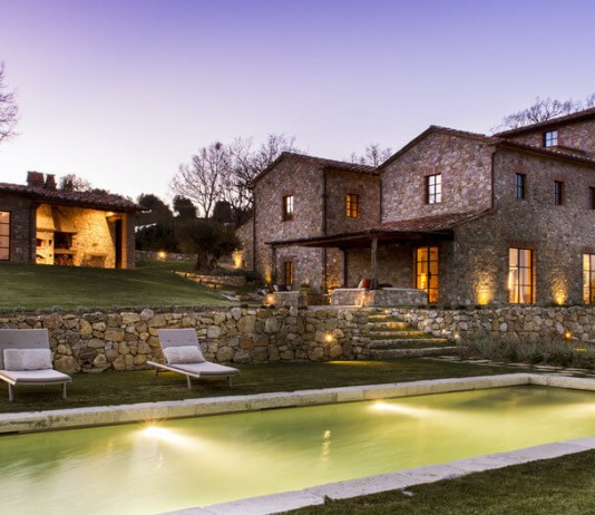 Tuscany Residence by D.Mesure