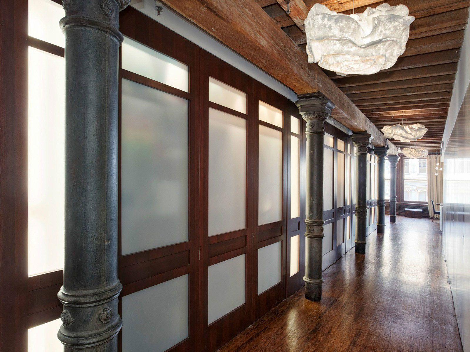 Ultimate Soho Exposed Brick and Wood Beams Loft on Prince Street in New York-02