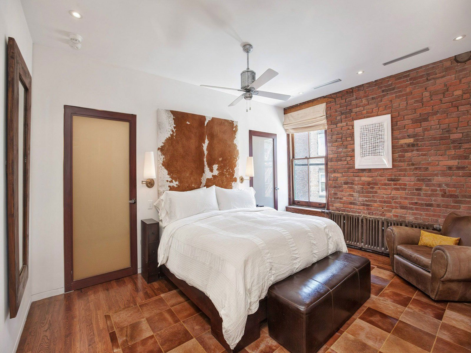 Ultimate Soho Exposed Brick And Wood Beams Loft On Prince Street In New York 07
