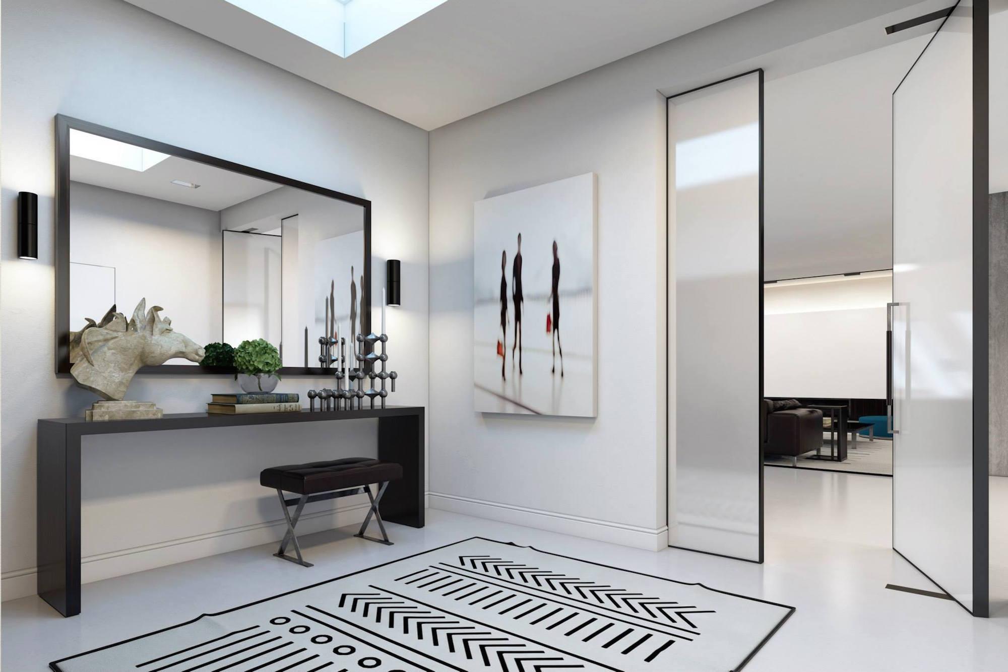 Ultramodern Dusseldorf Penthouse Design-01