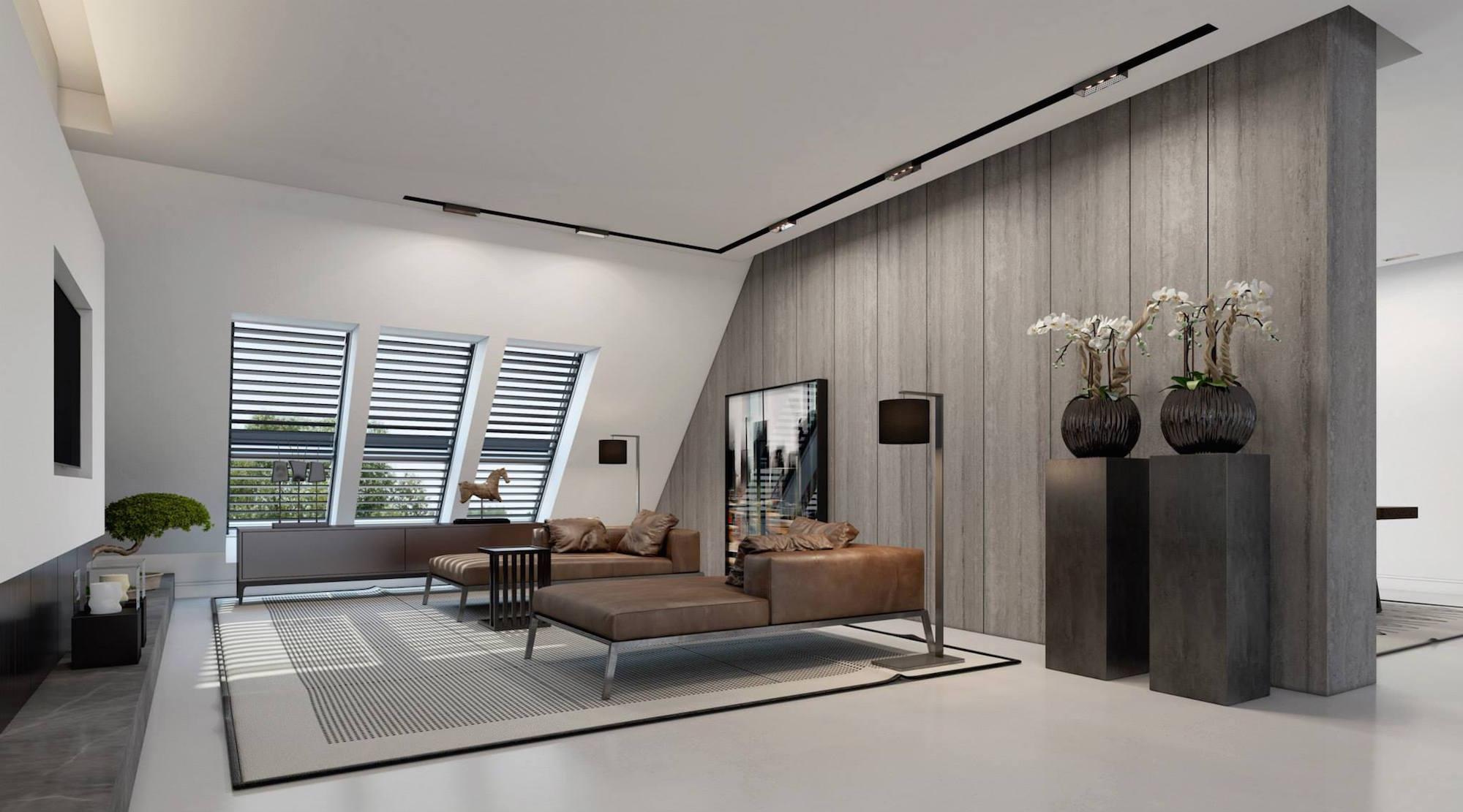 Ultramodern Dusseldorf Penthouse Design-05