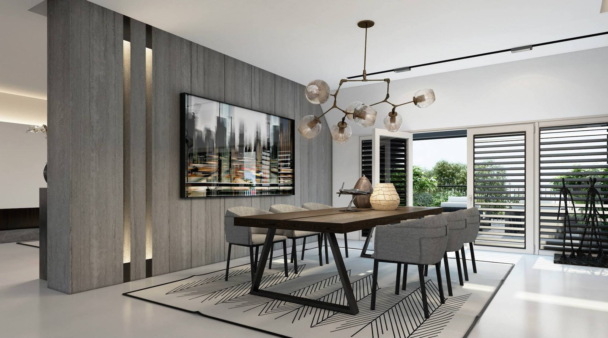 Ultramodern Dusseldorf Penthouse Design-09