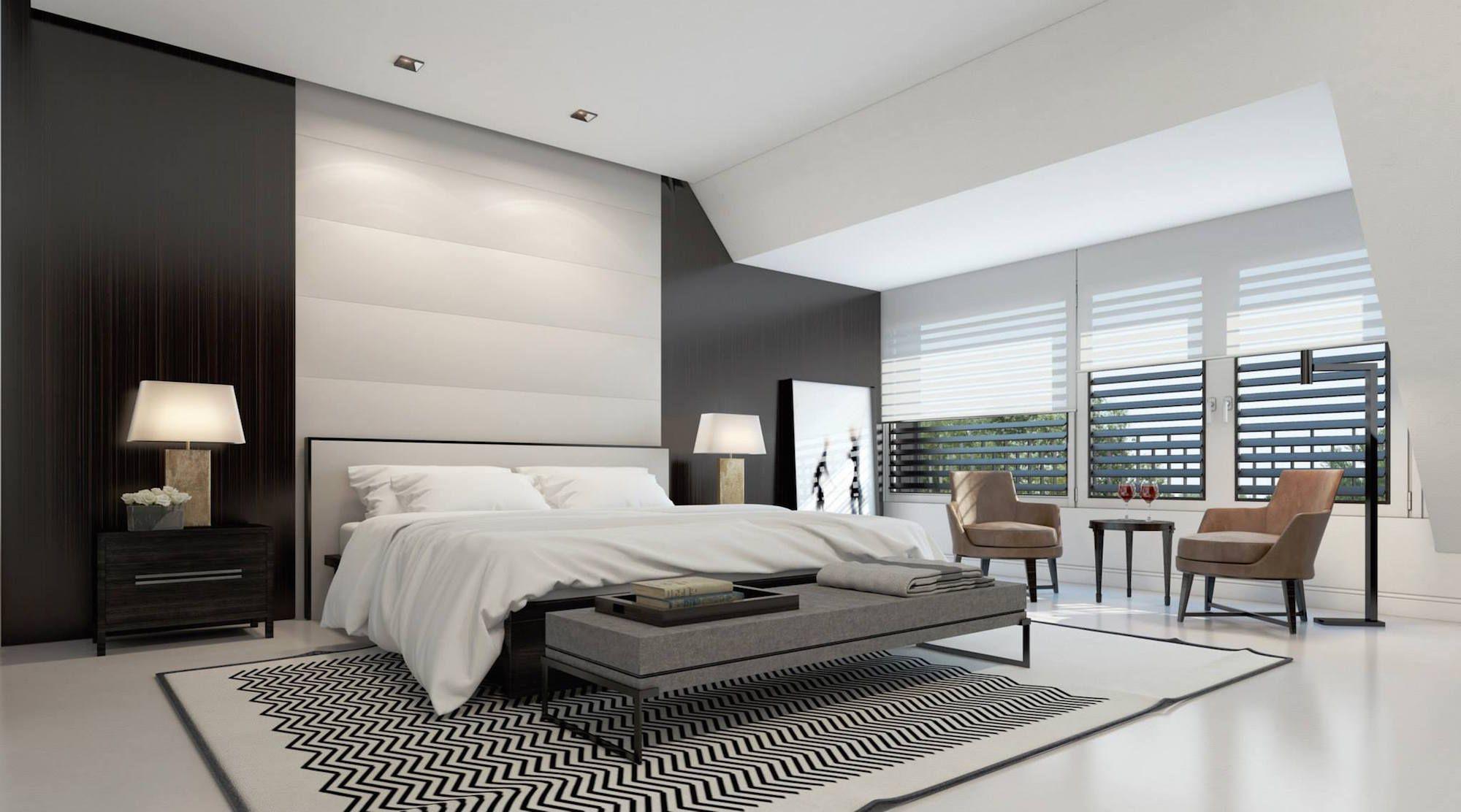 Ultramodern Dusseldorf Penthouse Design-10