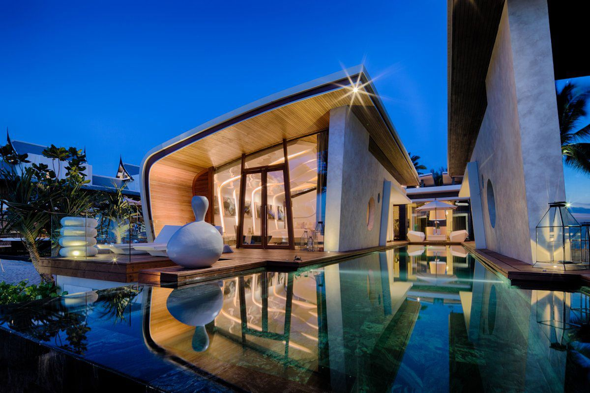 Ultramodern Iniala Luxury Beach House-10