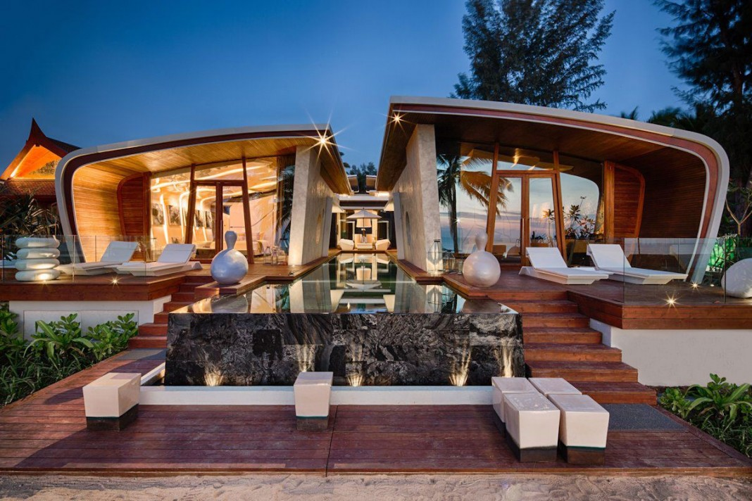 Luxury Beach Home Interiors ultramodern iniala luxury beach housea-cero - caandesign