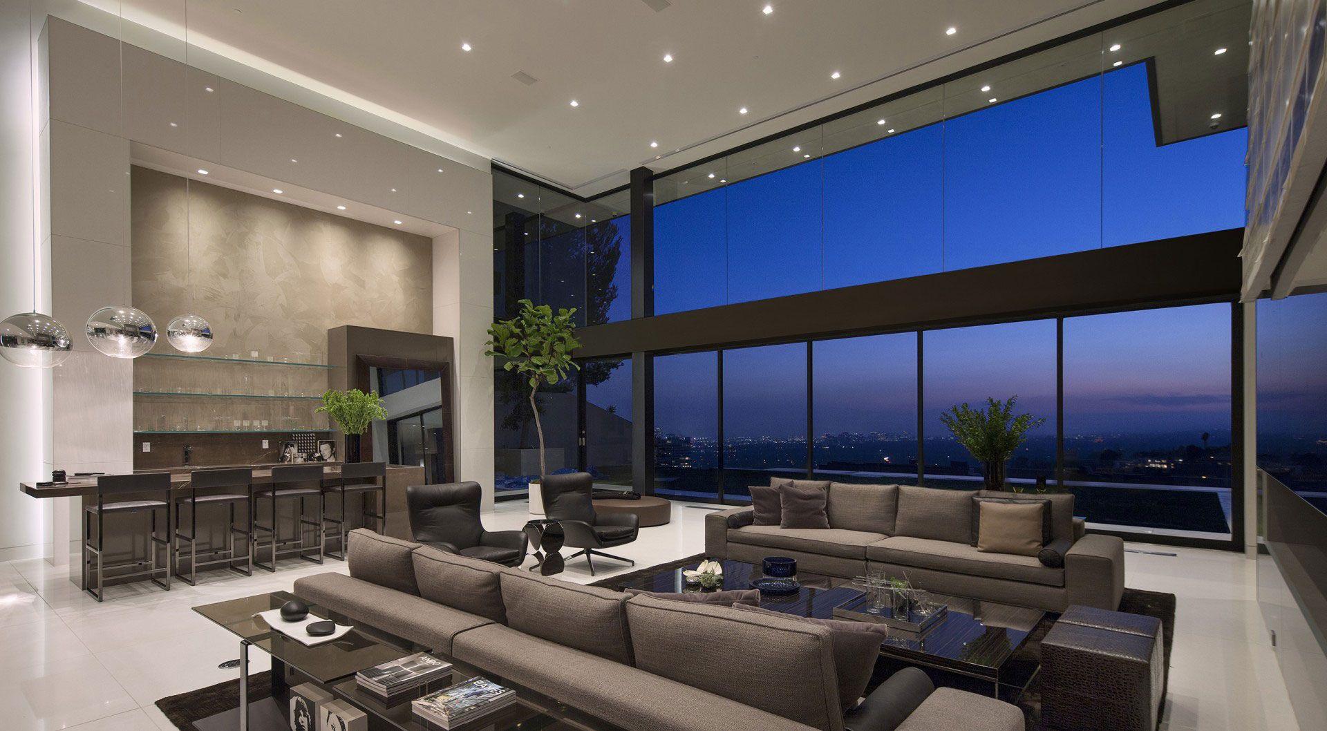 Ultramodern Sunset Strip Luxury Estate-11