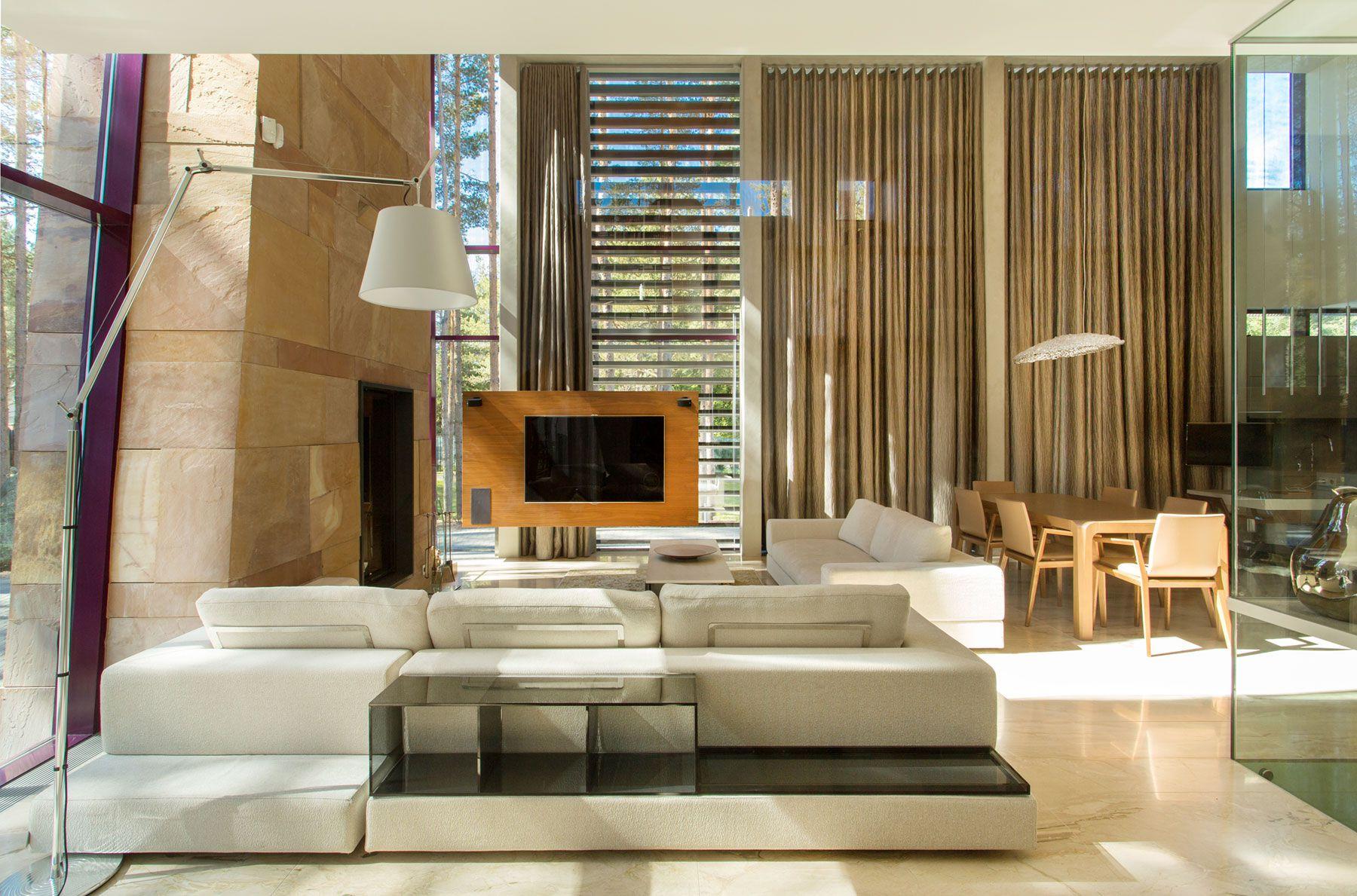 Ultramodern Villa Estebania Near the Forrest by Arch-D-01